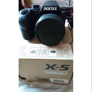 全新PENTAX X-5