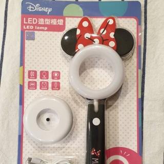 Disney迪士尼LED造型檯燈/補光燈