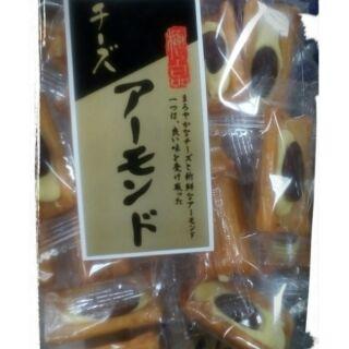 日本必買起司杏仁米果