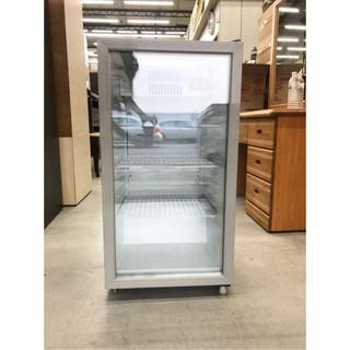 永達二手傢俱生活館/單門冰箱/玻璃門冰箱/營業小冰箱/飲料用冰箱