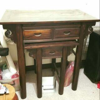 花梨木神桌(上桌)