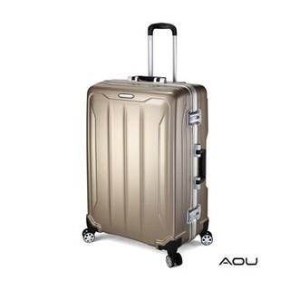 AOU 旅 大容量系列 29吋超大空間106升旅行行李箱 鋁