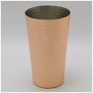 【日本帶回現貨含運】350ml 日本製COPPER 100槌目 銅杯 保溫 保冷 水杯 杯子