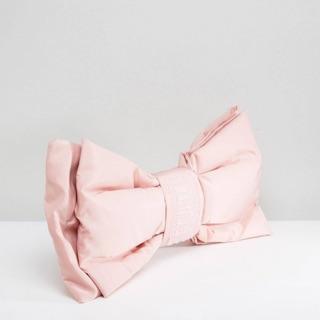 PUMA FENTY蕾哈娜粉紅蝴蝶結包