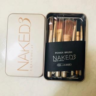 Naked刷具組