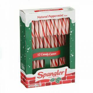 Spangler紅白拐杖糖