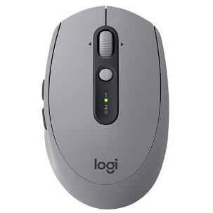 logitech 羅技無線滑鼠 M331 深黑色 M545 深黑色 M590 石板灰 多工無線靜音滑鼠