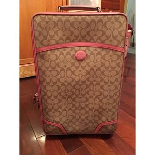 Coach 行李箱