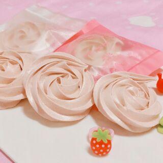 草莓馬林糖