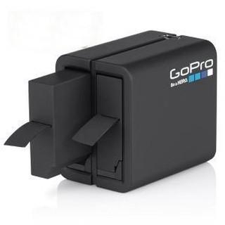 【Gopro hero 5 雙充電池組 出租】二顆電池及一雙充充電器 AADBD-001 五天