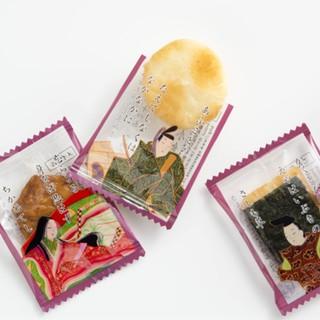 •預購• 小倉山莊 百人一首 綜合仙貝 - 日本超人氣仙貝