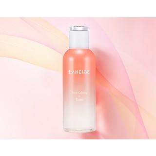 蘭芝 fresh calming 新系列 toner 化妝水 爽膚水 清新潔顏化妝水 laneige