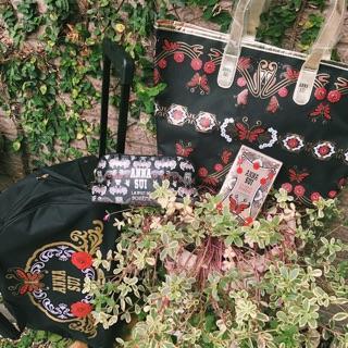 Anna Sui 波希女神系列 香水 時尚包 托特包 拉桿旅行袋