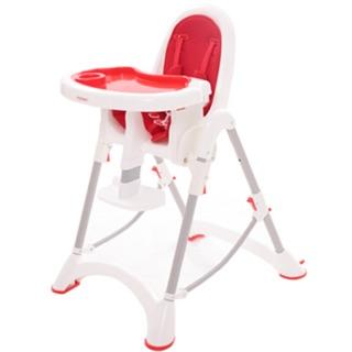 台灣製myheart 折疊式安全兒童餐椅 可調整高度椅背 可折疊收納