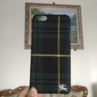 Burberry 巴寶莉手機殼 iPhone6 iPhone7 Plus 英國精品名牌 正品