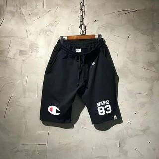 Bape x Champion 短褲