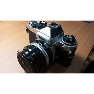 Nikon FE + Nikkor 50mm F2