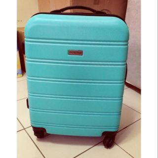 [二手] America tiger 20吋 蒂芬妮藍(湖水綠) 行李箱