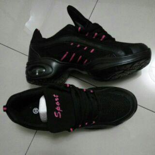 全新排舞鞋,氣墊鞋排舞