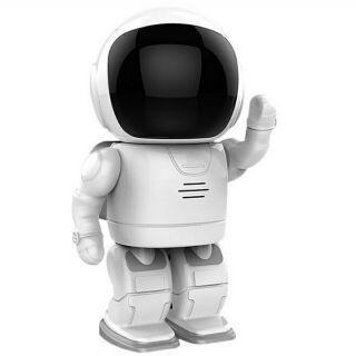 Robot-1攝影機 無線網路智慧旋轉監視機器人 U-ta(公司貨)