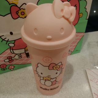 mister donut kitty 環保杯
