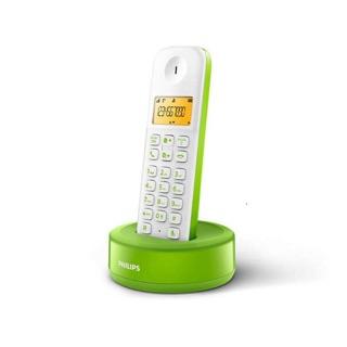 二手 9.99成新 Philips 無線電話 D1301 飛利浦