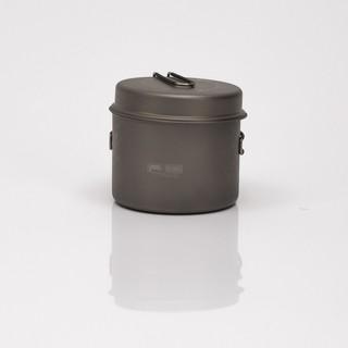 [金樹戶外]RHINO 犀牛 KT-14 超輕鈦合金鍋 鈦鍋 單人鍋 一人鍋 湯鍋 個人炊具