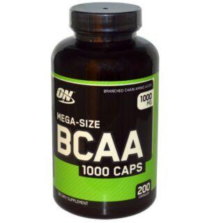 現貨抵蝦幣 On 200顆 BCAA 支鏈胺基酸 1000mg Optimum Nutrition