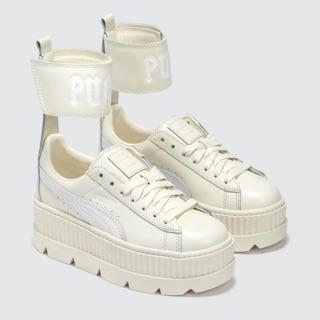 FENTY X PUMA Rihanna 腳環綁帶 休閒鞋 厚底鞋 18春夏新款