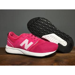[麥修斯]New Balance KA247PPPW 247 粉紅 中童 街頭 潮流 跑步