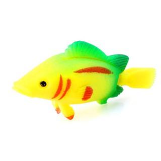 水族模擬魚 裝飾水族箱類比逼真游泳人造塑膠假魚