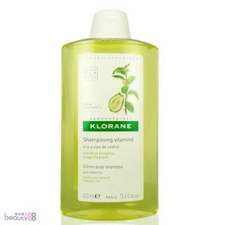 Klorane 蔻蘿蘭 胺基酸洗髮精 400ml