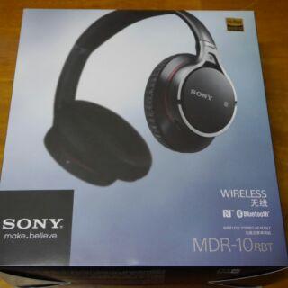 SONY MDR-10RBT 耳機