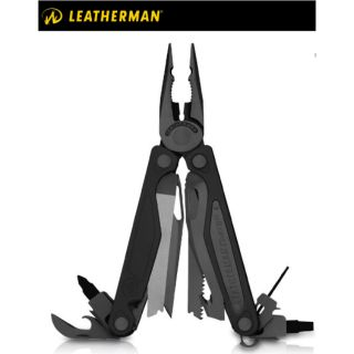 Leatherman NEW Charge ALX Black工具鉗