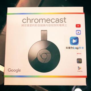 Chromecast 2 Google 電視棒