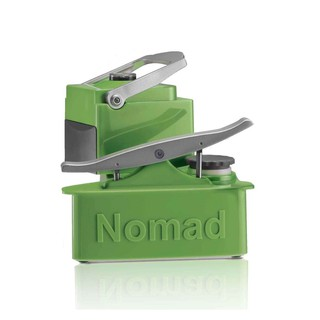 ✨宅配免運 贈1磅咖啡豆✨ NOMAD 綠色 免插電行動 義式 咖啡機 ☕ 咖啡雜貨 OOOH Coffee