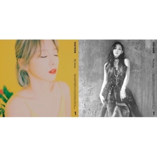 (消息更新)預購 ️ 少女時代 太妍 Taeyeon - 正規1輯 [MY VOICE]