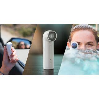 【出租】 HTC RE 防水迷你攝影機錄影機相機 免費防水升級 免押證件免簽約 前後1天免租金 小刮傷免賠