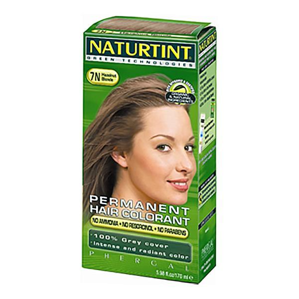 下單立即有禮 Naturtint 赫本 赫本染髮劑 7N亞麻淺棕色 155ml【瑞昌藥局】012101
