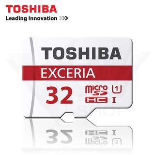 TOSHIBA 東芝 32GB EXCERIA 極至瞬速 micro SDHC 記憶卡 UHS-I U1 90MB/s