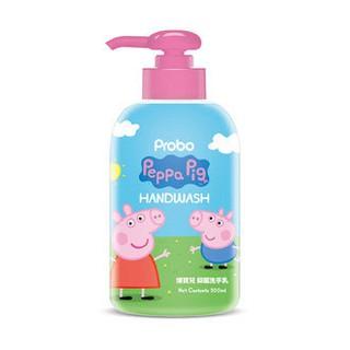 博寶兒 抑菌洗手乳300ml - 佩佩豬-與佩佩豬一起洗手唷