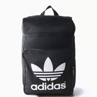 便宜出清adidas original classic backpack 黑色筆電後背包