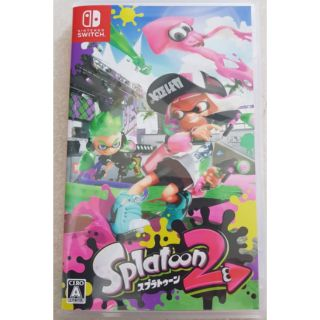 Switch 遊戲 splatoon 2 splatoon2 二手 日版*1