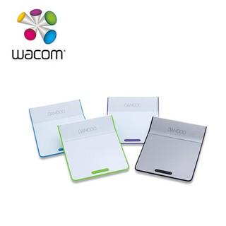 Wacom手寫板Bamboo Pad wireless CTH-300無線電腦手寫輸入手寫板(紫)