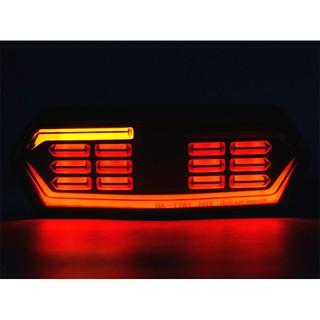 改裝 msx125尾燈 MSX煞車燈 MSX轉向燈 msx sf 尾燈 ~騎士品~ *