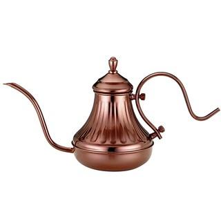 《咖啡魂》 玫瑰金 宮廷 細口壺 手沖壺 細口壺 450ml