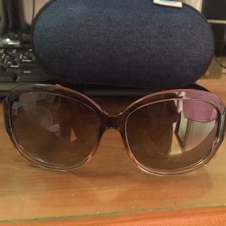 紫色太陽眼鏡