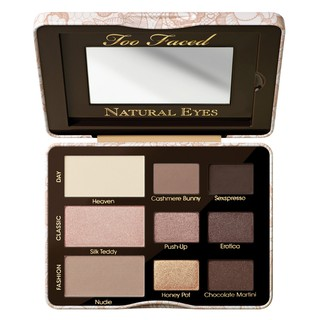 Too Faced Natural eyes Neutral  眼影盤 (預購)