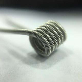 10入 花式線圈 SS316 克萊普敦 線圈 Clapton Coil  0.15Ω 0.22Ω