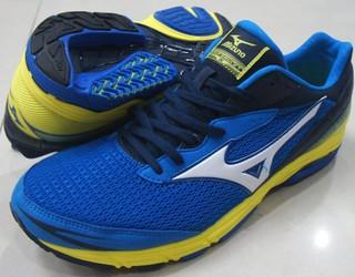 *世偉運動精品* MIZUNO WAVE AMULET 5 J1GA148103 路跑鞋